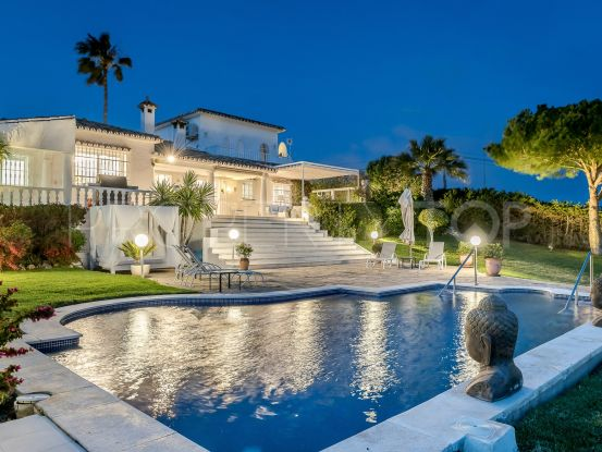 For sale villa in Marbella Golden Mile with 5 bedrooms | New Contemporary Homes - Dallimore Marbella