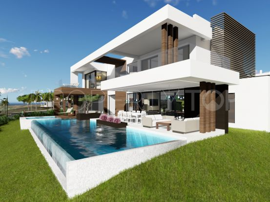 Villa for sale in New Golden Mile with 5 bedrooms | New Contemporary Homes - Dallimore Marbella