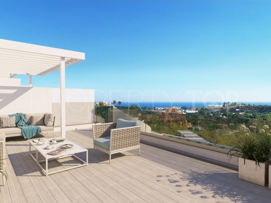 New Golden Mile penthouse for sale | New Contemporary Homes - Dallimore Marbella