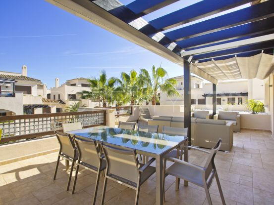Duplex penthouse in Medina de Banús with 4 bedrooms | New Contemporary Homes - Dallimore Marbella
