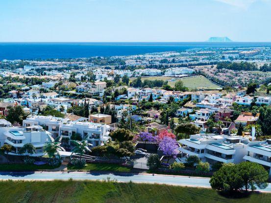For sale Nueva Andalucia semi detached villa with 4 bedrooms | New Contemporary Homes - Dallimore Marbella