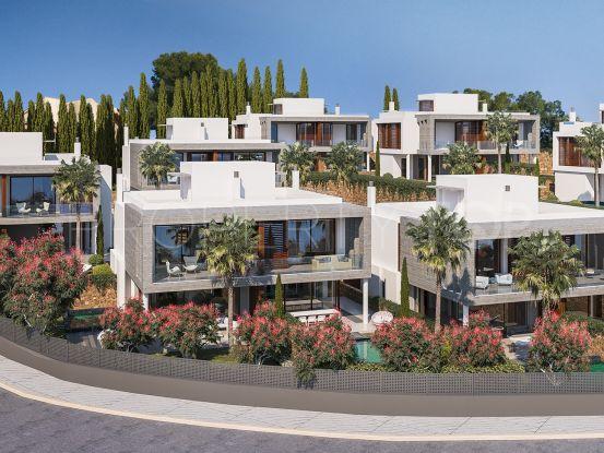 Buy 3 bedrooms semi detached villa in Marbella Golden Mile | New Contemporary Homes - Dallimore Marbella