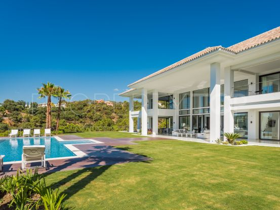 8 bedrooms La Zagaleta villa for sale | New Contemporary Homes - Dallimore Marbella