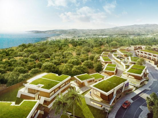 Town house for sale in El Chaparral, Mijas Costa | New Contemporary Homes - Dallimore Marbella