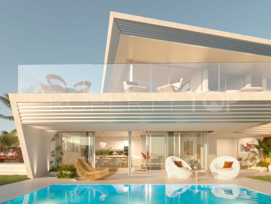 Town house with 3 bedrooms for sale in El Chaparral | New Contemporary Homes - Dallimore Marbella