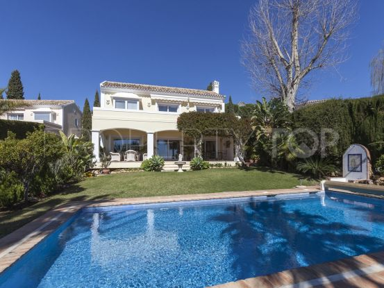Villa with 4 bedrooms in Balcones de Sierra Blanca, Marbella Golden Mile | 1 Coast Property