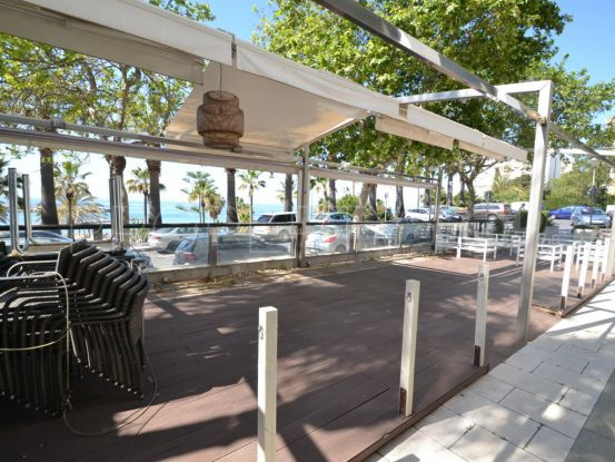 Restaurant in Playa Bajadilla - Puertos for sale | 1 Coast Property