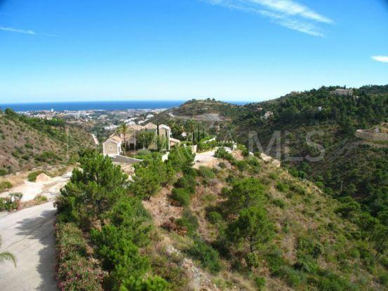 Plot for sale in El Madroñal, Benahavis   Private Property