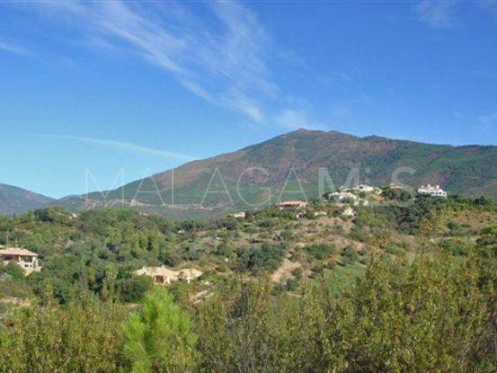 For sale plot in La Zagaleta, Benahavis   Private Property