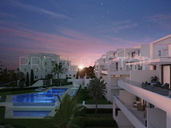 For sale duplex penthouse with 3 bedrooms in El Campanario, Estepona | Private Property