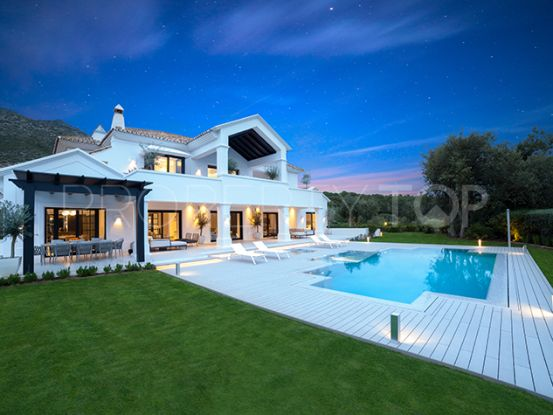 For sale Sierra Blanca 7 bedrooms villa | Private Property