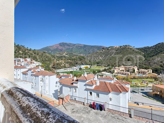 Benahavis Centro town house with 3 bedrooms | Private Property