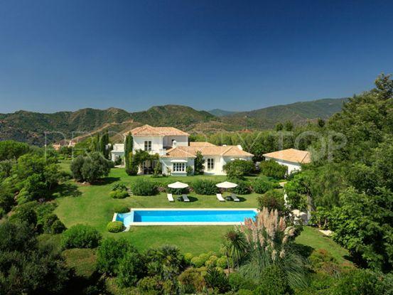 For sale La Zagaleta 4 bedrooms villa | Private Property