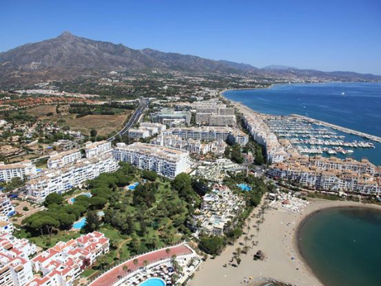 Marbella - Puerto Banus penthouse for sale | Private Property
