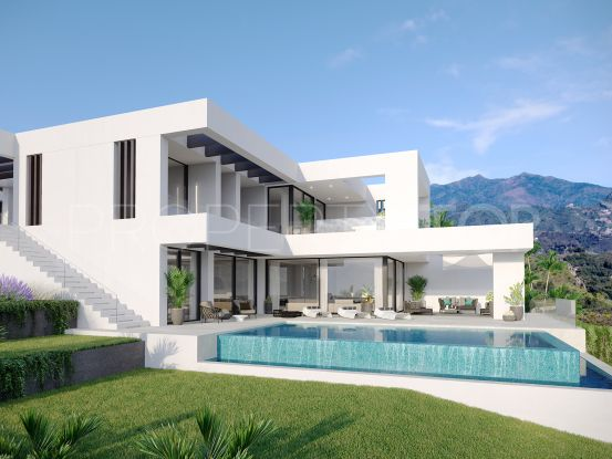 For sale New Golden Mile villa with 4 bedrooms | Housing Marbella