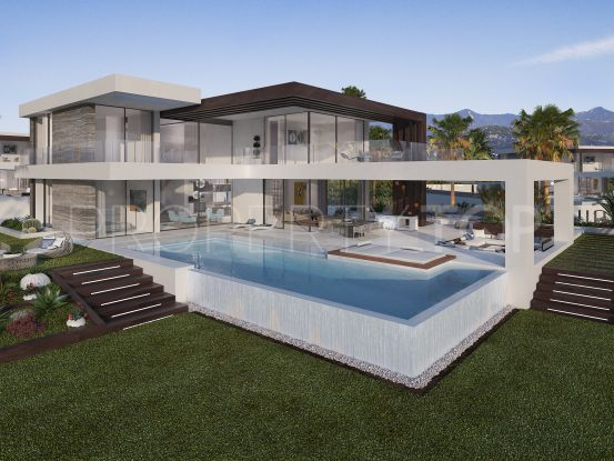 Villa with 4 bedrooms for sale in Cancelada, Estepona | Housing Marbella
