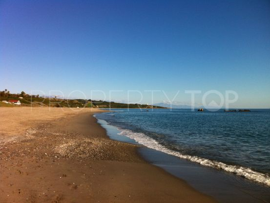 Plot for sale in Alcaidesa Costa | Sotogrande Home