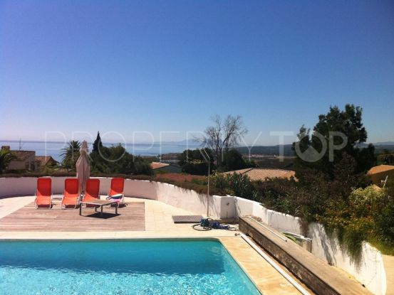 For sale Torreguadiaro villa with 4 bedrooms | Sotogrande Home