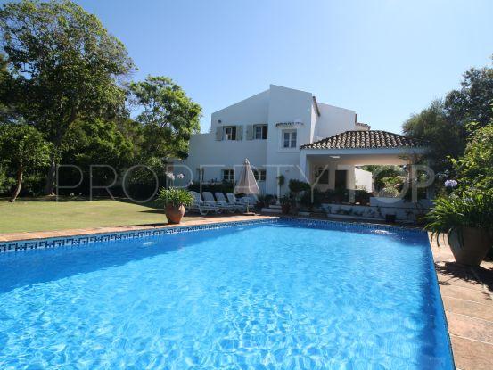 Villa with 4 bedrooms for sale in Sotogrande Alto | Sotogrande Home