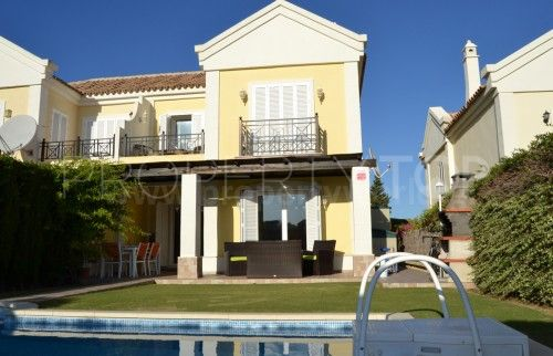 For sale house in Alcaidesa Costa with 4 bedrooms | Sotogrande Home