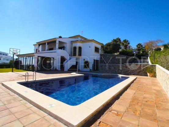 Villa con 4 dormitorios en venta en Alcaidesa Costa | Sotogrande Home