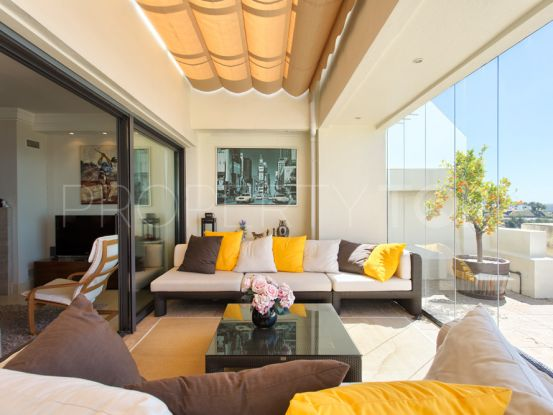 3 bedrooms Los Monteros Hill Club duplex penthouse   Riva Property Group