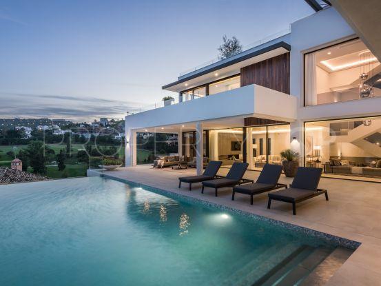 Buy 5 bedrooms villa in La Alqueria, Benahavis   Riva Property Group