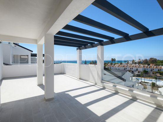 For sale duplex penthouse with 3 bedrooms in Arroyo Vaquero, Estepona | Riva Property Group