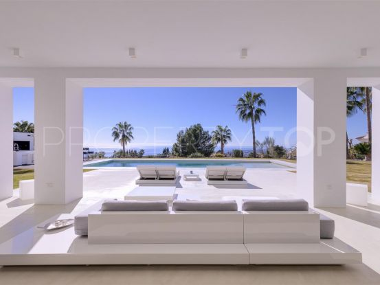 Villa for sale in Sierra Blanca with 6 bedrooms | Value Added Property