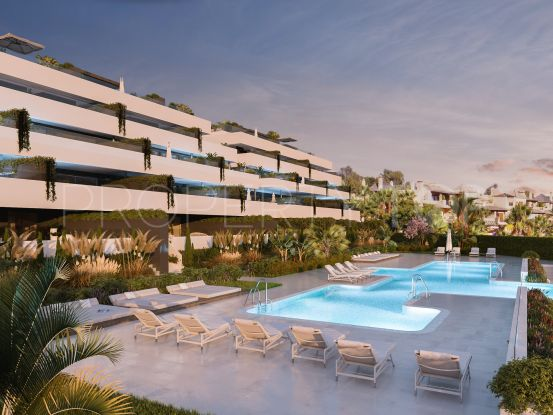 For sale apartment with 2 bedrooms in El Campanario, Estepona | Value Added Property