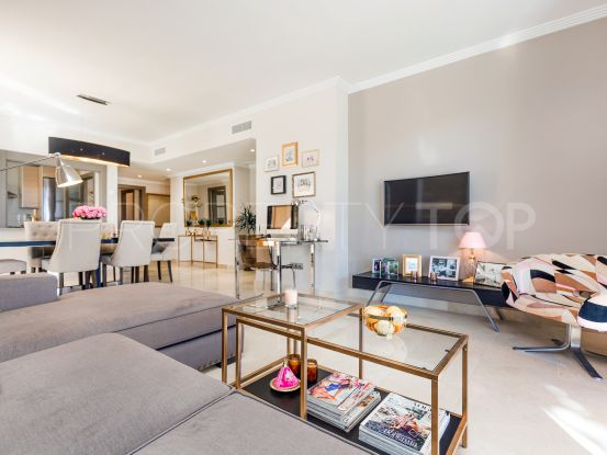 For sale ground floor apartment in La Alqueria, Benahavis | Value Added Property