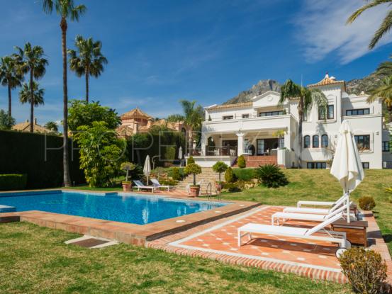 Sierra Blanca 9 bedrooms villa for sale   Value Added Property