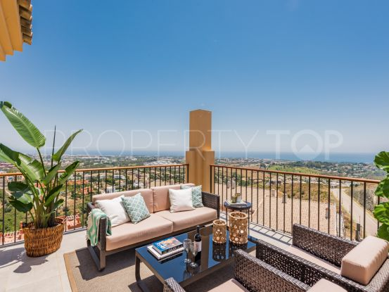 For sale 2 bedrooms penthouse in La Alqueria, Benahavis   Value Added Property