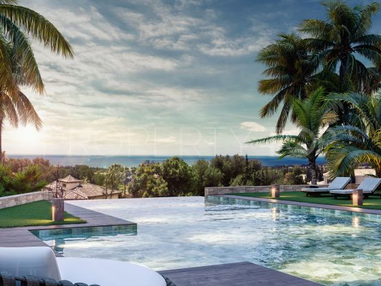 Villa for sale in Sierra Blanca, Marbella Golden Mile   Value Added Property