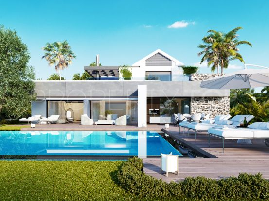 5 bedrooms villa in El Paraiso, Estepona | Value Added Property