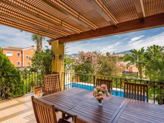 Guadalmina Alta semi detached villa for sale | Winkworth