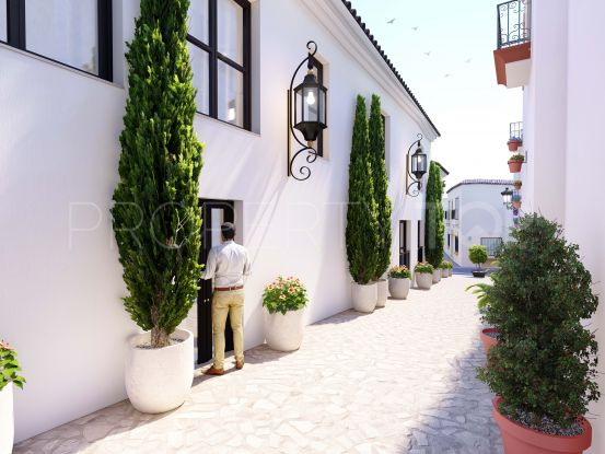 Buy town house in Estepona Centro with 2 bedrooms | Winkworth