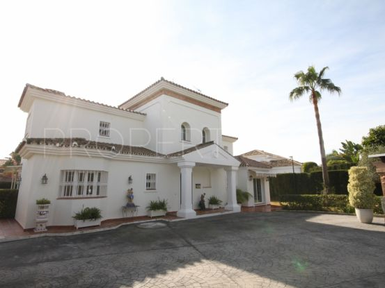 For sale villa with 5 bedrooms in Casasola, Estepona | Winkworth