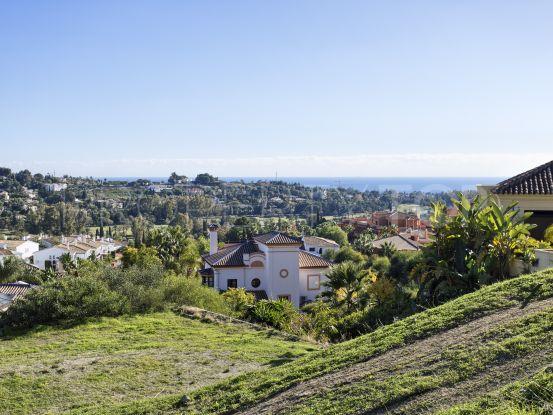 For sale plot in Paraiso Alto, Benahavis | Casa Consulting