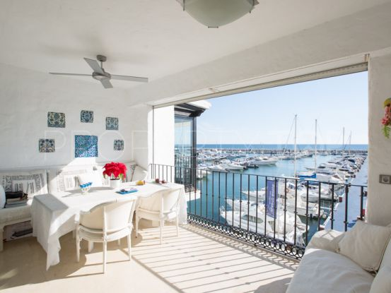 2 bedrooms penthouse in Marbella - Puerto Banus for sale | Casa Consulting
