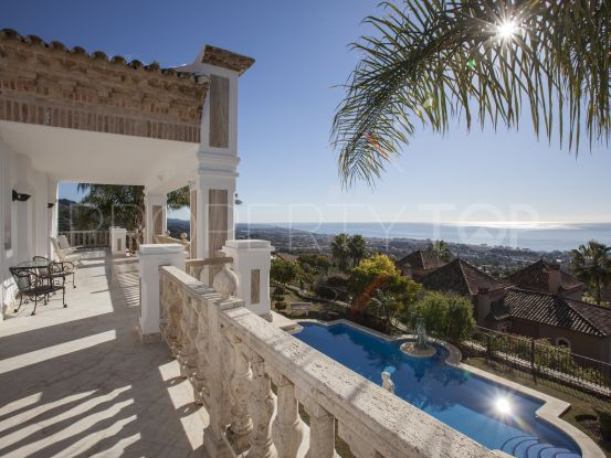 Buy villa in Sierra Blanca, Marbella Golden Mile | Marbella Hills Homes