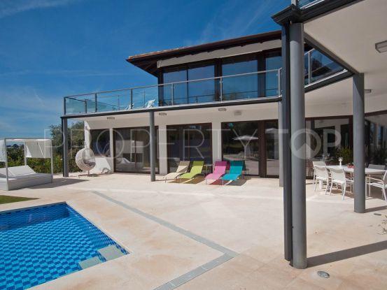 Los Naranjos Golf 5 bedrooms villa | Marbella Hills Homes