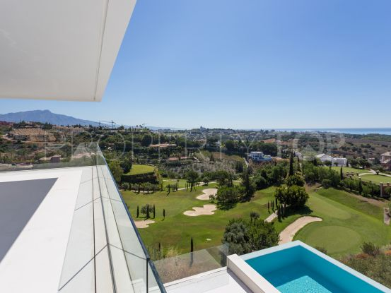 For sale villa with 6 bedrooms in Los Flamingos Golf | Marbella Hills Homes