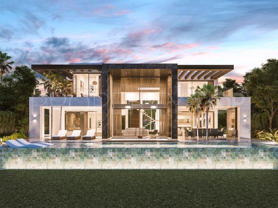 For sale 4 bedrooms villa in Bel Air, Estepona | Marbella Hills Homes