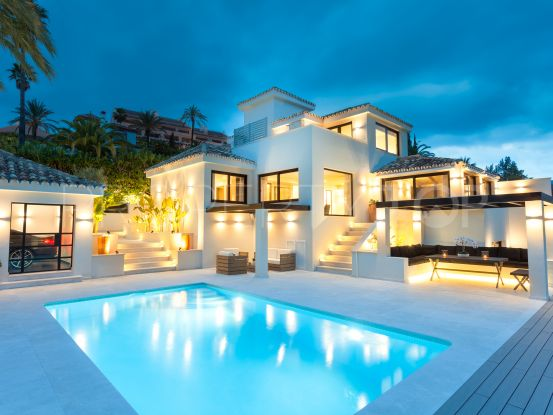 Villa for sale in Los Naranjos Hill Club | Marbella Hills Homes