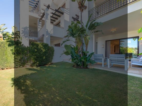 Ground floor apartment for sale in Mirador del Paraiso, Benahavis | Marbella Hills Homes