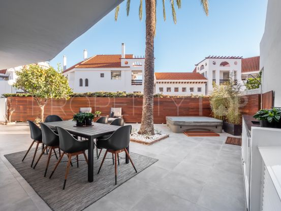 3 bedrooms Jardines de Andalucia ground floor apartment for sale | Marbella Hills Homes