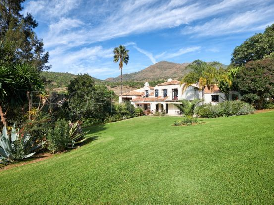 For sale Casares villa with 10 bedrooms | Marbella Hills Homes