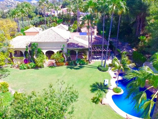 Buy 5 bedrooms villa in Paraiso Medio, Estepona | Marbella Hills Homes