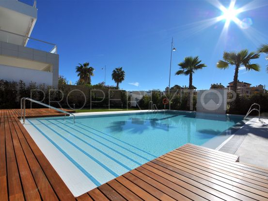 San Pedro Playa duplex penthouse for sale | Marbella Hills Homes